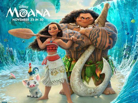 MOANA: Disney's new FROZEN