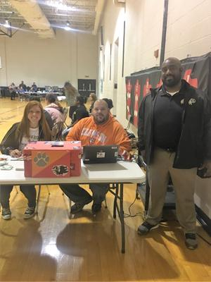 Gaffney High Students Donate Blood to Save Lives