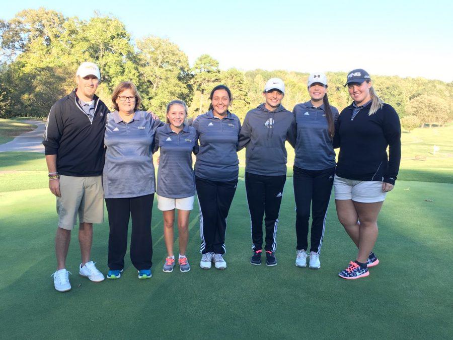 Gaffney Girls Golf Going to State