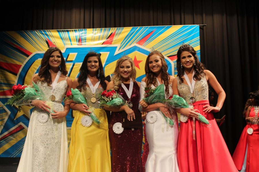 Miss Cherokeean and all class winners