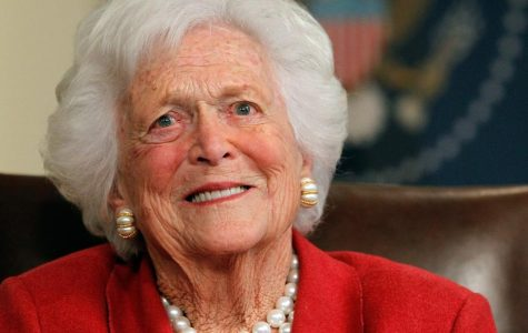 Barbara Bush: A Mother for the Nation