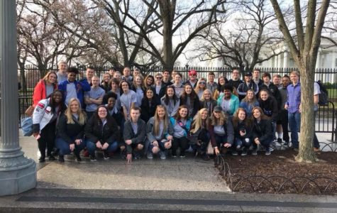 GHS Students Visit the Nation's Capitol