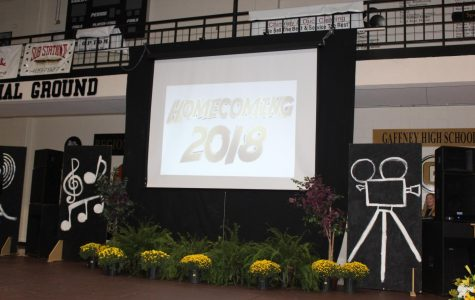Homecoming Assembly Entertainment
