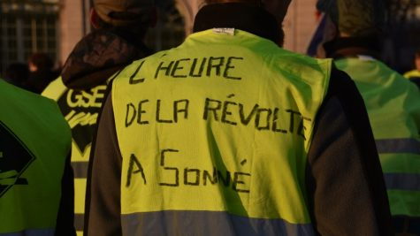 The March of the Yellow Vests