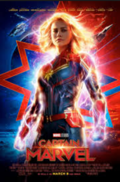 Captain+Marvel+Soars+to+the+Highest+Heights+of+the+Marvel+Universe