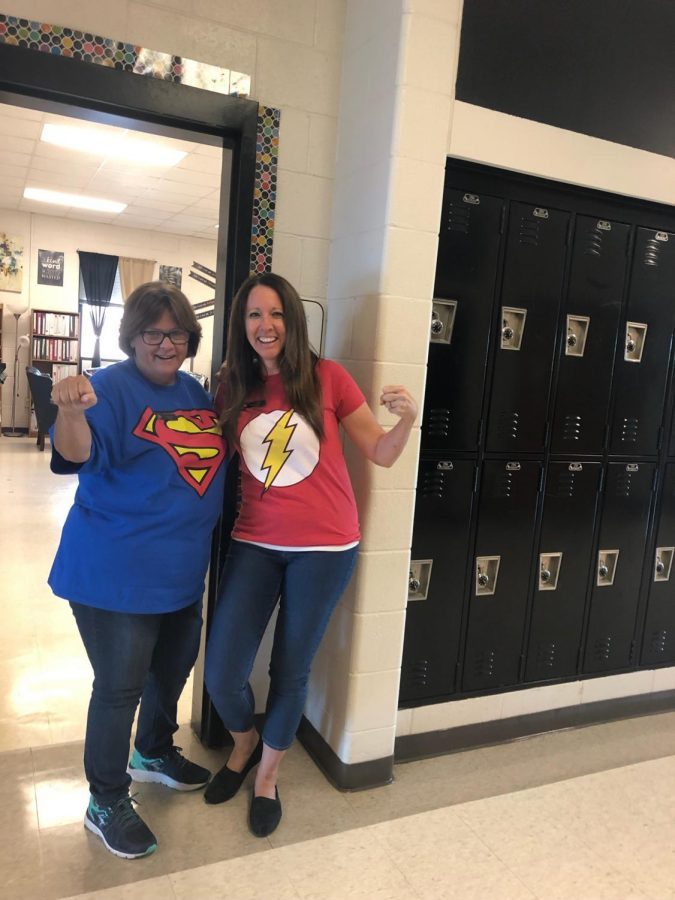 SUPER Teachers at GHS!