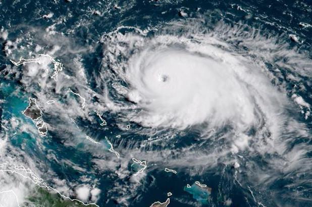 Hurricane+Dorian+Hits+Bahamas