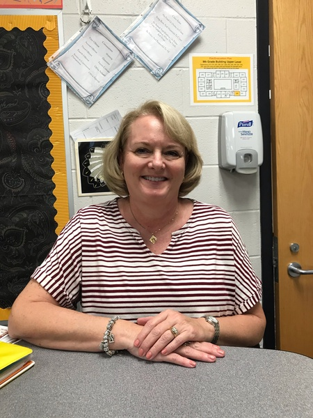 Feature Teacher: Jill Bramlett