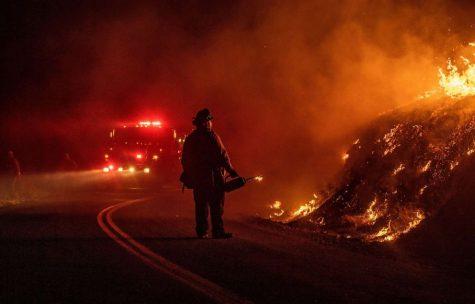 Los Angeles: Tick Fire Update