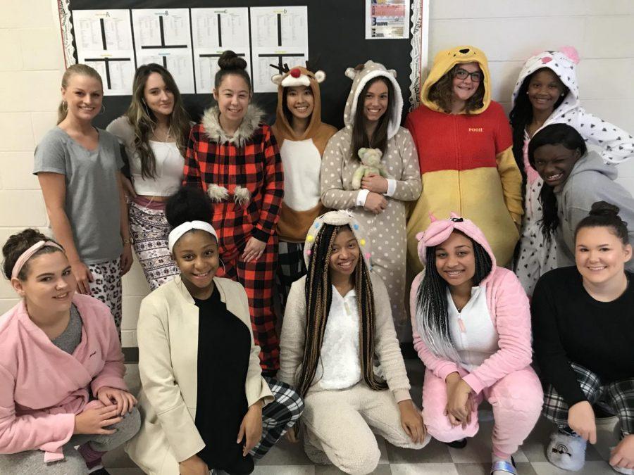 Pajama Day at GHS