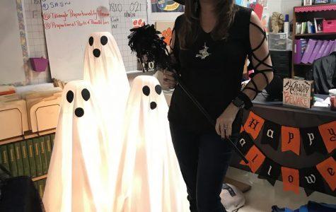 Spooky Season at GHS