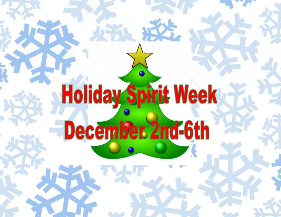 AVID Holiday Spirit Week!