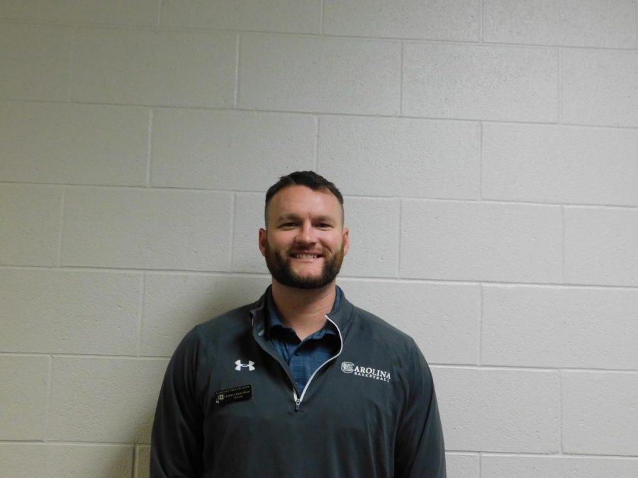 Feature Teacher: Josh Troutman