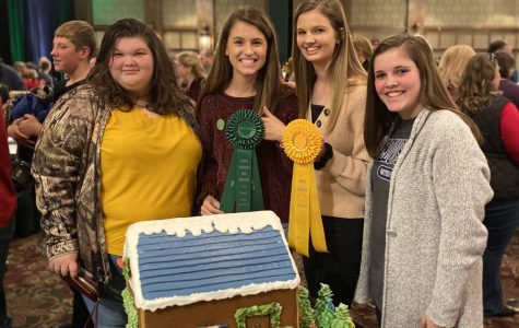 GHS Teens Win Award in Annual Gingerbread House Competition