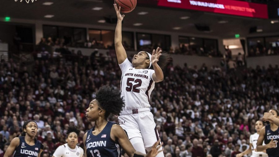 South Carolina Women's Basketball Continues to Dominate