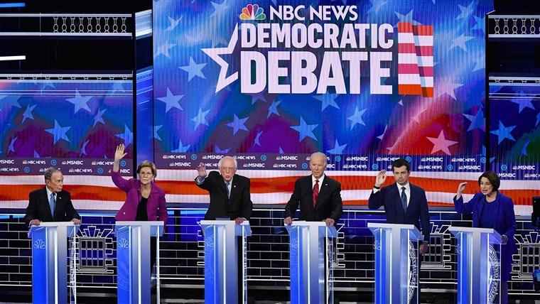 Las Vegas Democratic Debate