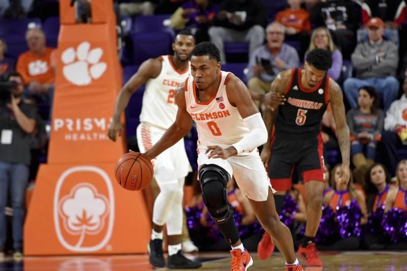 Will Clemson and South Carolina reach the NCAA Men's Basketball Tournament?