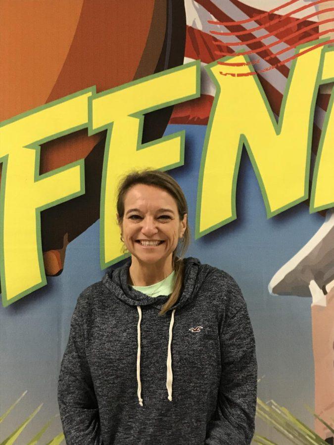 Feature Teacher: Kristie Camp
