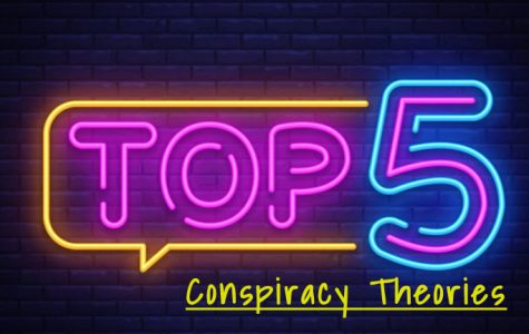 Top 5 Conspiracy Theories