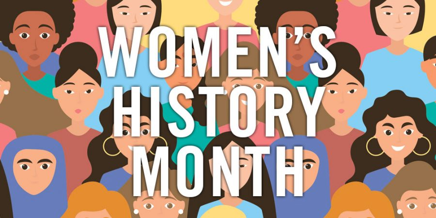 March is Women