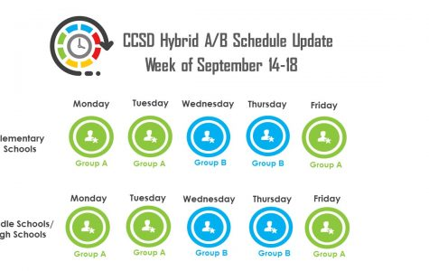 Updated Hybrid Schedule Extends School Week