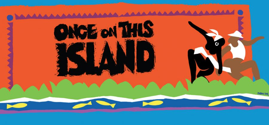 Once on This Island Jr – The Musical