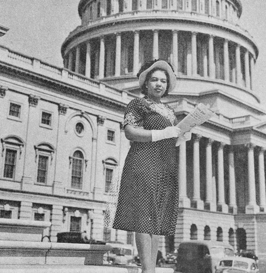 Black History Month: Alice Allison Dunnigan