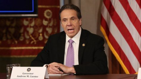 New York Governor Andrew Cuomo Apologizes