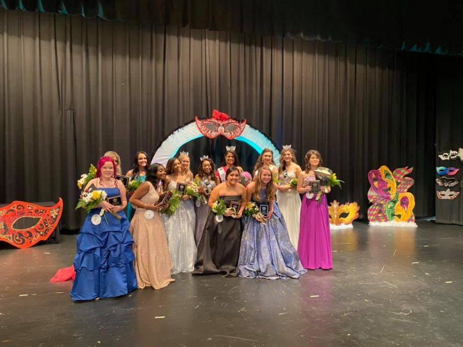Miss Cherokeean Pageant 2021