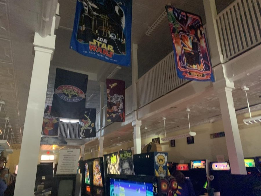 Arcade Museum in Forest City