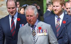 Prince Charles and Prince William 'livid' with Prince Harry's interview