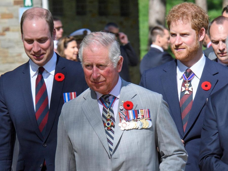 Prince+Charles+and+Prince+William+%27livid%27+with+Prince+Harry%27s+interview