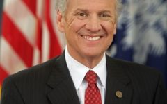 Navigation to Story: Gov. Henry McMaster says that mask wearing is not up to schools anymore