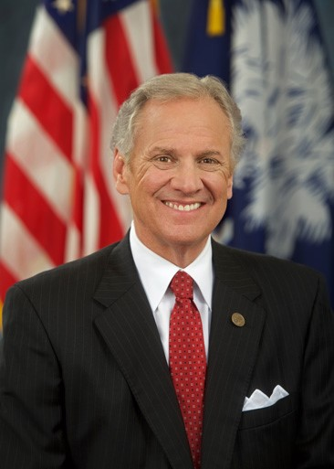 Gov. Henry McMaster says that mask wearing is not up to schools anymore