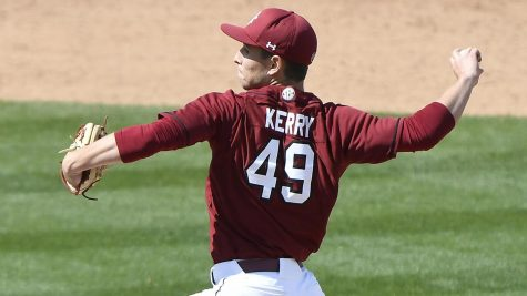 Behind the Mound: Gamecocks Brace for End of Season