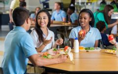 Navigation to Story: Longer Lunch Periods