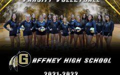 Navigation to Story: Gaffney High School: Volleyball